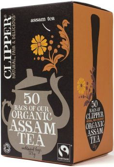 Clipper Fair Trade Breakfast Tea Bags Organic (6x40's)