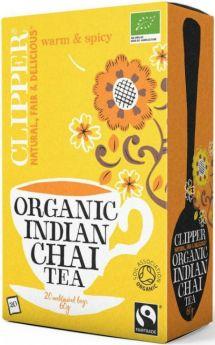Clipper Fair Trade Indian Chai Teabags (6x20's)