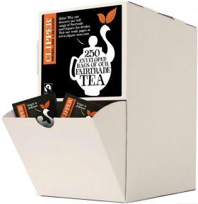Clipper Fair Trade Everyday Blend Envelope S&T Teabags (6x25's)