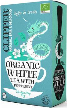 Clipper Fair Trade Organic Redbush Teabags (6x40's)