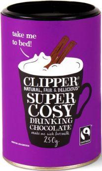 Clipper Fair Trade Instant Hot Chocolate Tubs 350g x6
