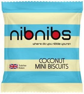 Coconut Mini Biscuits 20G