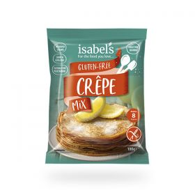 Isabel's Free From Easy Pud Chocolate Sponge Mix 115g x8