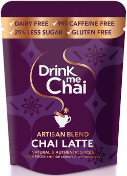 Drink Me Chai Peppermint Latte (+ Scoop) 1kg x1
