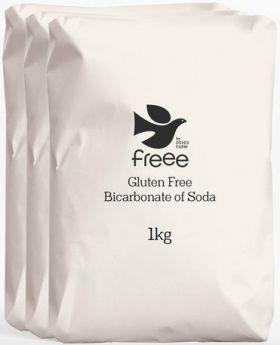 Doves Farm Gluten Free White Bread Flour (16kg)
