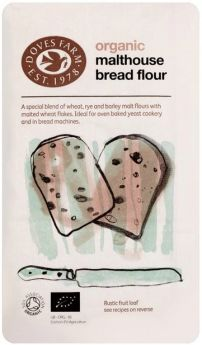 Doves Farm Organic Kamut Bread Flour 1kg x5