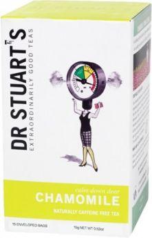 Dr Stuart's String-Tag & Enveloped Lax Plus Tea - Senna, Liquorice and Ginger 24g (15's) x4