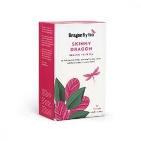 Dragonfly Organic Swirling Mist White Tea 36g (20's) x4