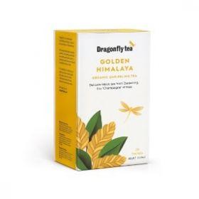 Dragonfly Organic Moonlight Jasmine Green Tea 40g (20's) x4