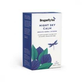 Dragonfly Organic Pure Peppermint Tea 30g (20's) x4