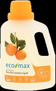 Eco-Max Laundry Detergent Orange 1.5L x6