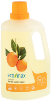 Eco-Max Laundry Detergent Orange 3L x4
