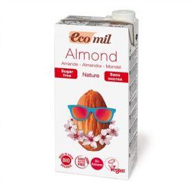 Ecomil Almond Milk Sugar-Free 1L x6