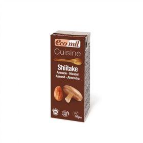 Ecomil Shitake cooking Cream 200ml x24