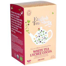 English Tea Shop Organic Red Bush Chai 30g (20's) x6