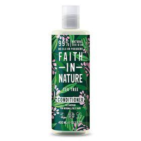 Faith in Nature Tea Tree Conditioner 6x400ml