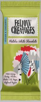 Fellow Creatures Matcha White Chocolate 10x70g