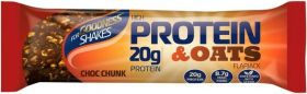 For Goodness Shakes Protein and Oats Banana and Golden Syrup 315ml x10