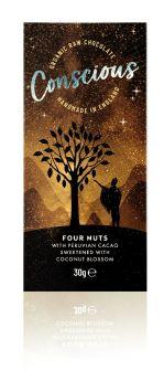CC Four Nuts 30g