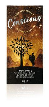CC Four Nuts 60g