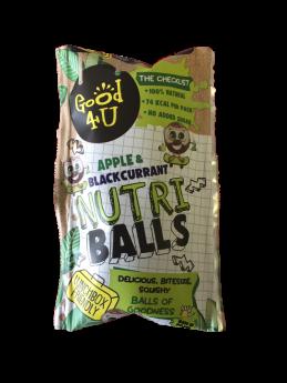 Good4U Apple & Blackcurrant Nutri Balls 20g x20