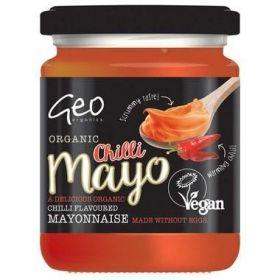 Geo Organics Vegan Mayonnaise 232gx6