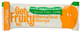 Get Fruity Tangy Pineapple, Coconut and Lime Fuit and Oat Bar 35g x25