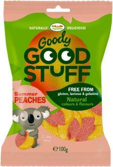Goody Good Stuff Summer Peaches (12x100g)