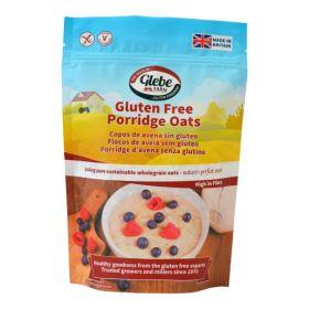 Glebe Farm Gluten Free Porridge 6x450g