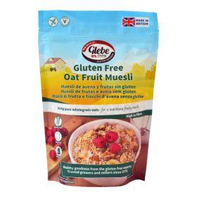 Glebe Farm Gluten Free Oat Fruit Muesli 6x400g