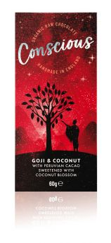 CC Goji & Coconut 60g