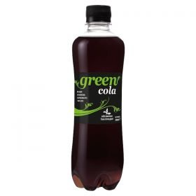 Green Cola Bottles 500ml x12