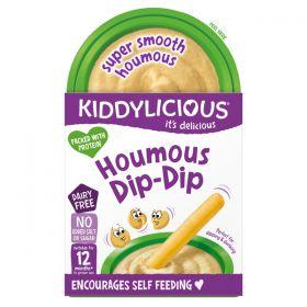 Kiddylicious Houmous Dip Dips Original 67g x7