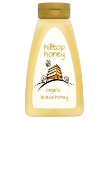 HillTop Organic Lime Honey 370g x6