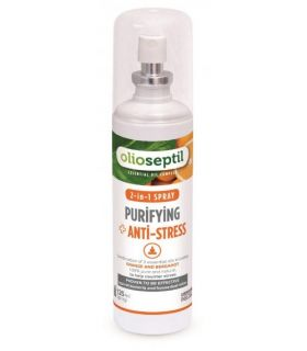 Olioseptil Purifying + Anti stress 125ml