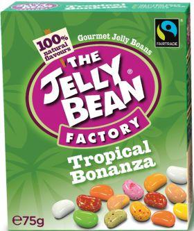 Jelly Bean Fair Trade  Tropical Bonanza (16x75g)