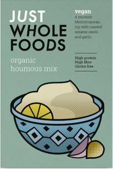 Just Wholefoods Organic Apple and Sage Stuffing Mix 125g x6