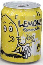 Karma Fair Trade & Organic Lemony Lemonade Drink 250ml x24