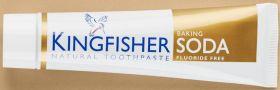 Kingfisher Toothpaste Baking Soda Mint 12x100ml
