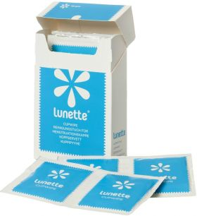 Lunette Organic Feelbetter Menstrual Cup Cleanser 150ml x1
