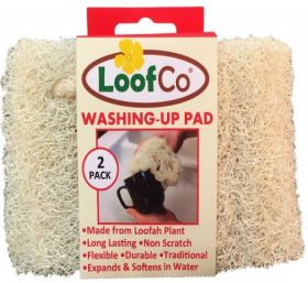 LoofCo Washing-Up Pad 2 x12