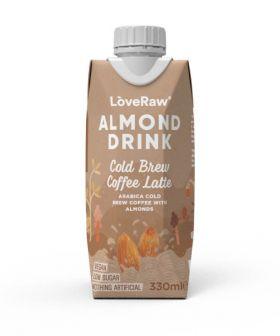 Love Raw Organic Energy Bar - Cacao & Maca 48g x12