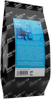 London Tea Company Fair Trade Earl Grey Pyramid Tea Bags 45g (15s) x4