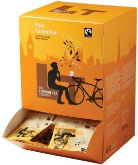 London Tea Company Fair Trade Pure Camomile Teabags 30g (20s) x6