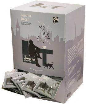 London Tea Company Fair Trade Pure Peppermint Tea Dispenser 375g (250s) x4