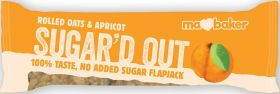 Ma Baker Apricot Sugar'd Out Flapjack 50g x16