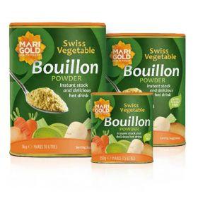 Marigold Swiss Veg Bouillon Green 6x150g