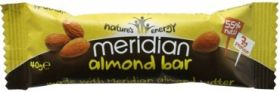 Meridian Organic Almond Butter - Smooth (With Salt) 170g x6