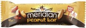 Meridian Peanut Nut Bar 40g x18