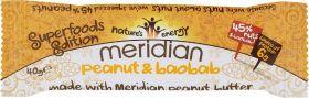 Meridian Peanut and Berry Nut Bar 40g x18